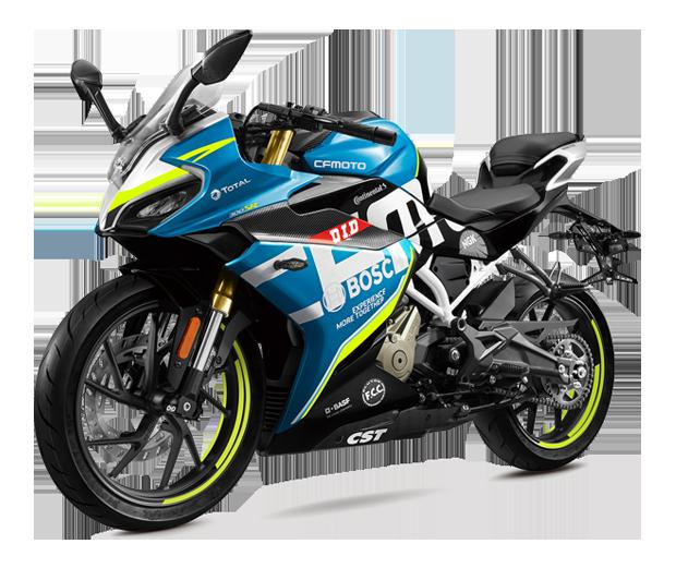 Motocykl CFMOTO 300SR