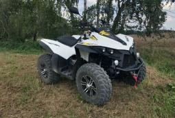 Čtyřkolka SMC 850 Sport V-Twin EPS