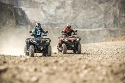 Čtyřkolka JourneyMan Gladiator X450 EFI EPS