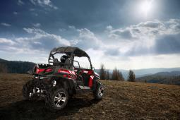 UTV Gladiator Z1000 V-Twin EPS